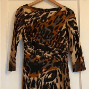 Jessica Simpson size 2   3/4 sleeve dress